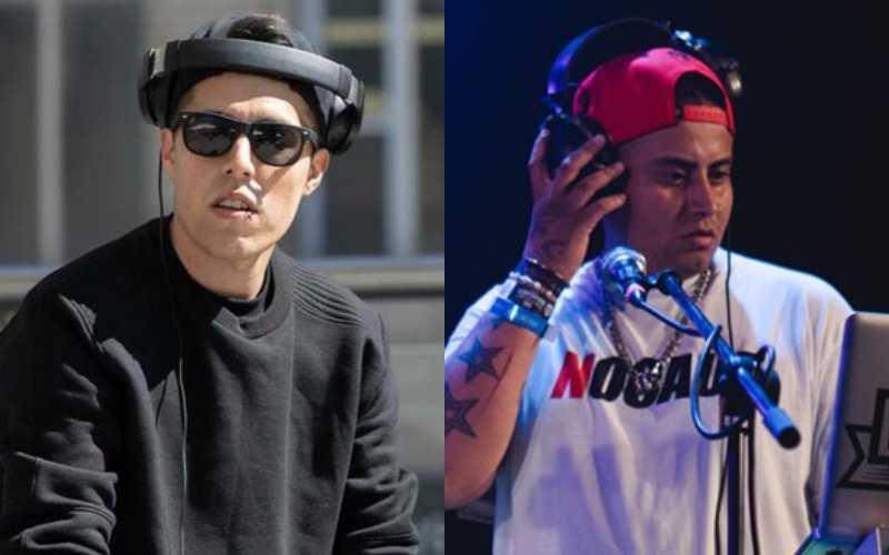 """DJ Sonicko dispara contra DJ Dmandado: """"Le están llegando los mejores beats""""   VIDEO"""
