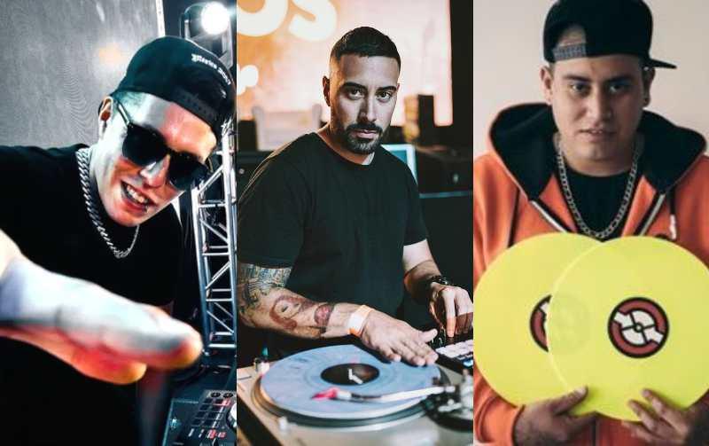 """Dj Verse sobre Sonicko y la polémica de los beats de FMS Perú: """"No sé por qué dijo eso"""""""