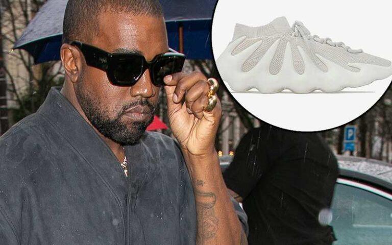 Las nuevas Adidas Yeezy 450 de Kanye West se vendieron todas en 60 segundos