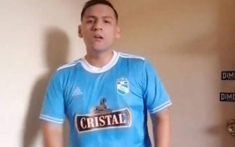 Stick, campeón peruano de Red Bull recibió regalo de Sporting Cristal | VIDEO