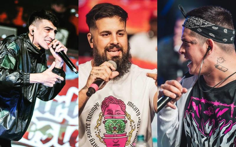 FMS Internacional: estos son los 5 clasificados freestylers de Argentina a la Final   VIDEOS