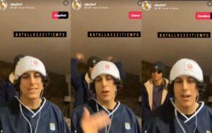 Red Bull Batalla Perú: Jaze envió audición para competir en la Final Nacional 2021   VIDEO