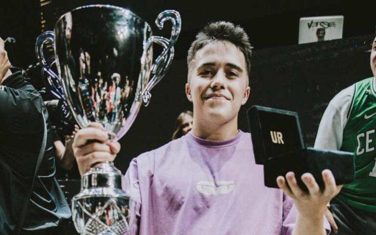 FMS Internacional 2021: Gazir se coronó como campeón mundial | VIDEO