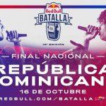 Red Bull Batalla República Dominicana 2021 EN VIVO: freestylers, horarios en el mundo y streaming | VIDEO
